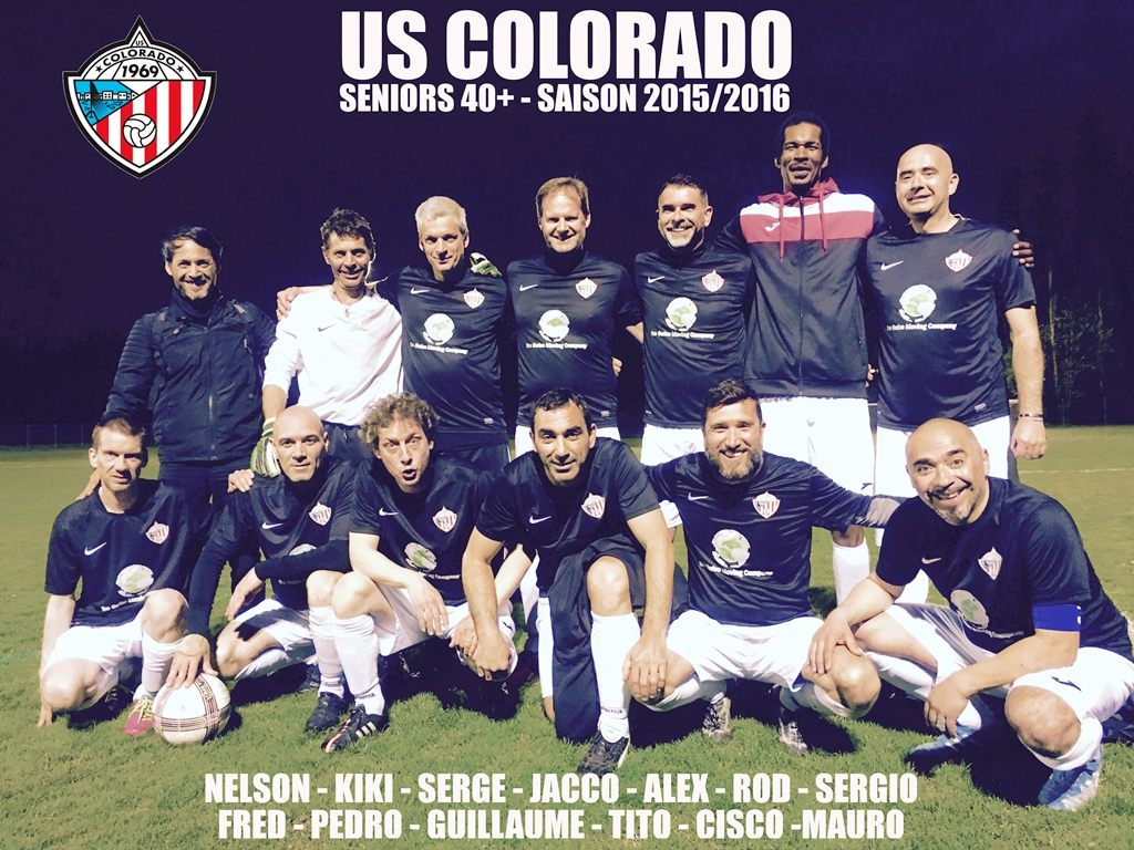 US Colorado Seniors 40+ 2015-2016